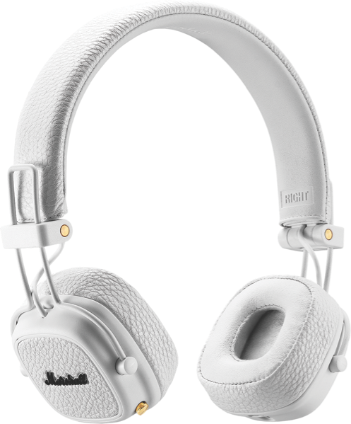 Marshall Major III Bluetooth Headphones - White 04092188