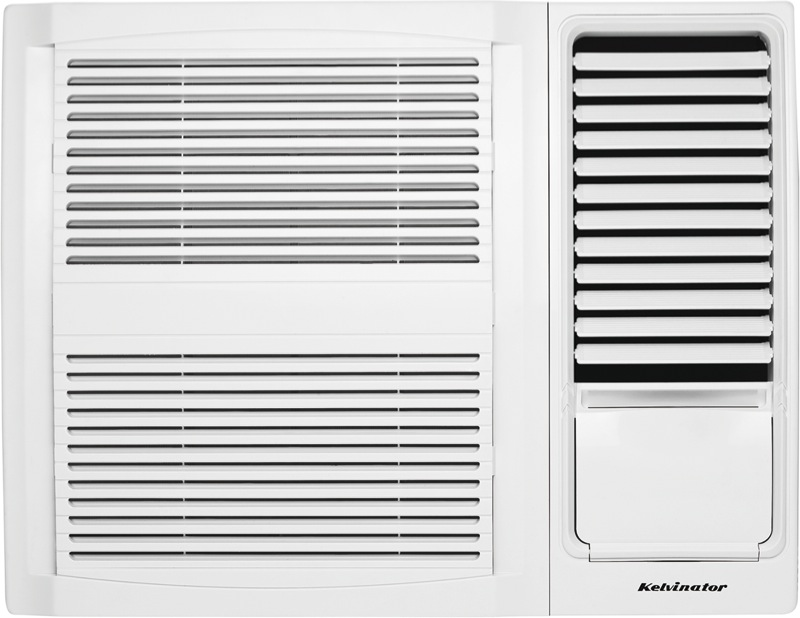 Kelvinator 1.6kW Cooling Only Window Wall Air Conditioner KWH15CME