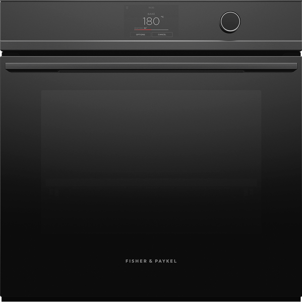 Fisher & Paykel 60cm Series 9 Built-in Pyrolytic Oven OB60SDPTDB1
