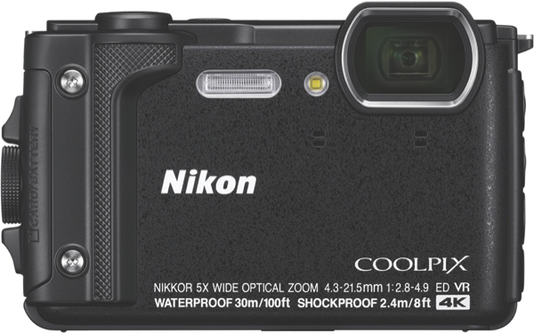 Nikon Coolpix W300 Compact Digital Camera 851070