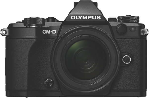 Olympus OM-D E-M5 Mark II Mirrorless Camera OM-D E-M5 Mark II Weather Proof Kit (Black)