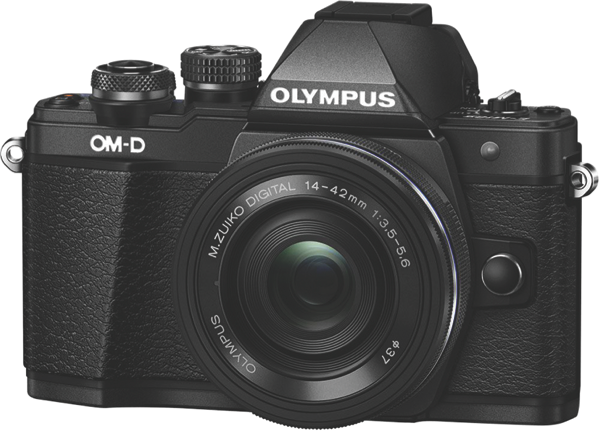OM-D E-M10 MARK II MIRRORLESS CAMERA