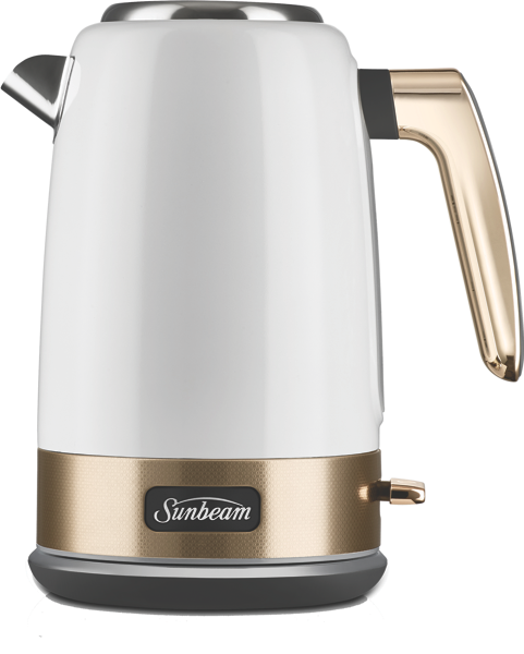 NEW YORK 1.7L KETTLE - WHITE GOLD