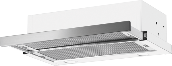 Fisher & Paykel 60cm Slideout Rangehood - White HS60LXW4