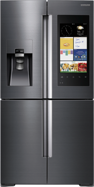 Samsung 671L Family Hub 2.0 French Door Fridge SRF671BFH2
