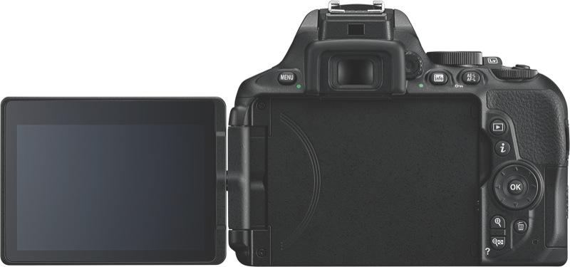 Nikon D5600 Digital SLR Camera + 18-55mm + 70-300mm Lens Kit 851501