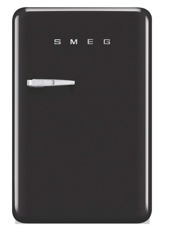 Smeg 135L Bar Fridge - Black FAB10HRNE1