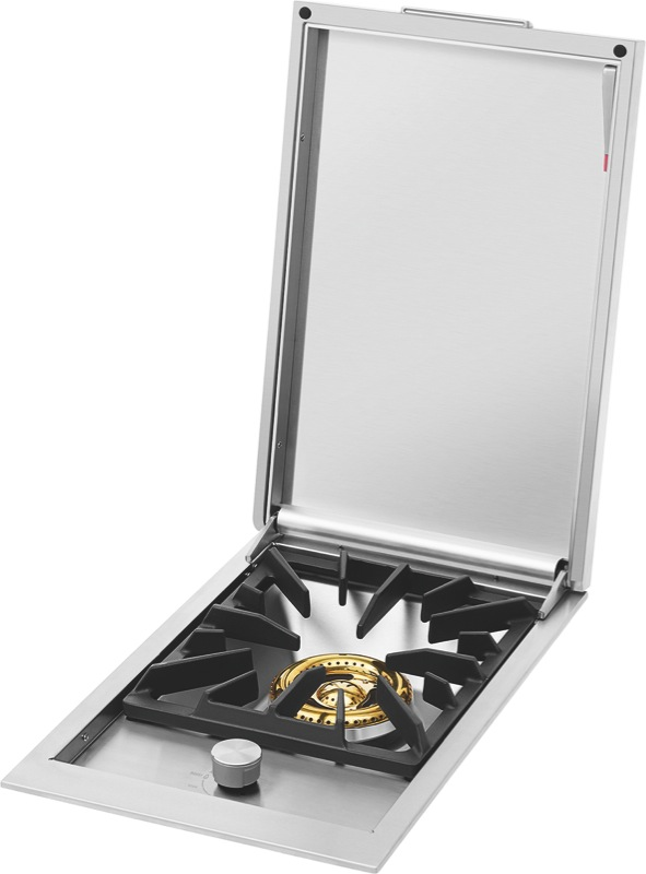 Beefeater Signature ProLine 35cm 1-Burner Built-In BBQ - Stainless Steel BSW318SA