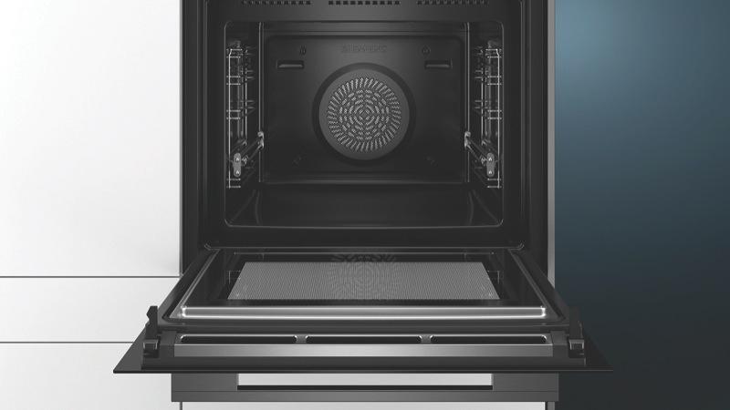 Siemens iQ700 studioLine Pyrolytic Oven HN878G4B6B