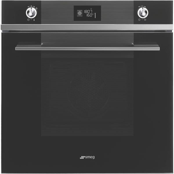Smeg 60cm Linea Built-in Pyrolytic Oven SFPA6102TVN