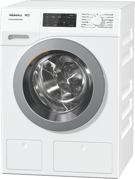 8KG FRONT LOAD WASHER