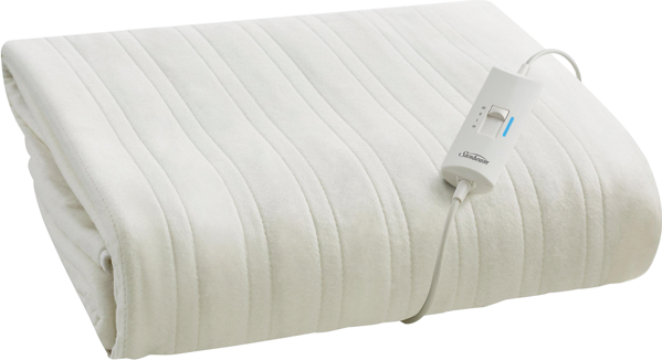 Sunbeam Sleep Express™ Boost Fitted Electric Blanket – Single Bed BL4821