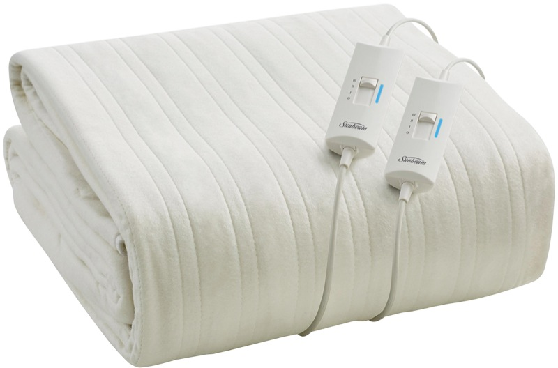 Sunbeam Sleep Express™ Boost Fitted Electric Blanket – Double Bed BL4841