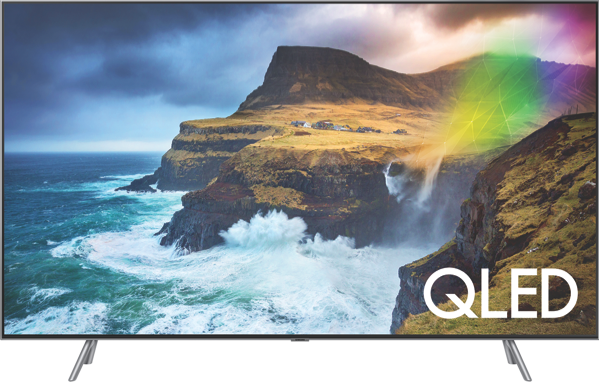 65″ 4K ULTRA HD SMART QLED TV