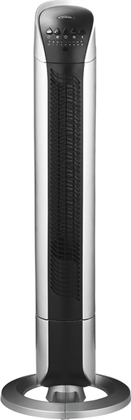 Sunbeam Neo Tower Fan - Silver/Black FA7250