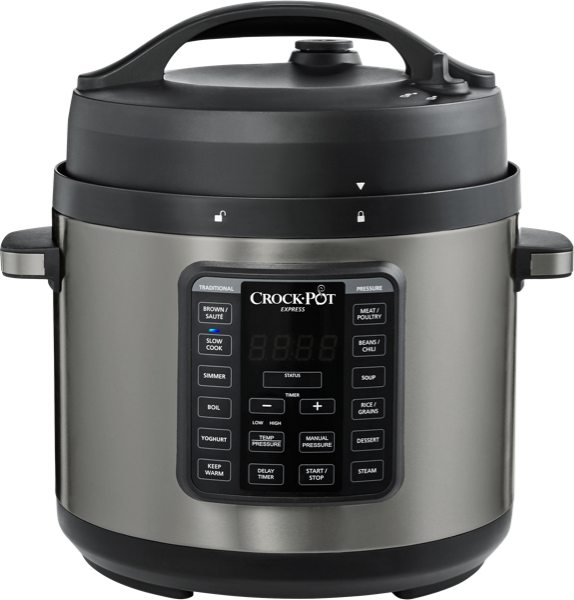 CROCK-POT EXPRESS MULTI- COOKER