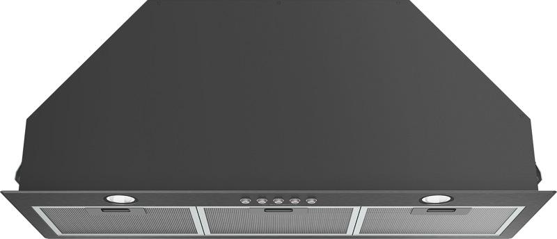 Westinghouse 80cm Integrated Rangehood - Dark Stainless Steel WRI814BB