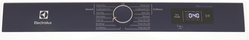 Electrolux 7kg Vented Dryer EDV705HQWA