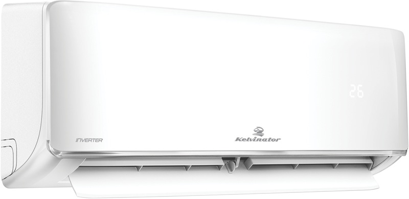 Kelvinator C2.5kW H3.2kW Reverse Cycle Split System Air Conditioner KSD25HWH