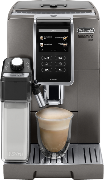 DINAMICA PLUS FULLY AUTOMATIC COFFEE MACHINE