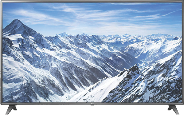 75″ ULTRA HD SMART LED LCD TV