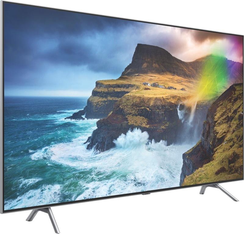 65″ 4K Ultra HD Smart QLED TV QA65Q75RAWXXY
