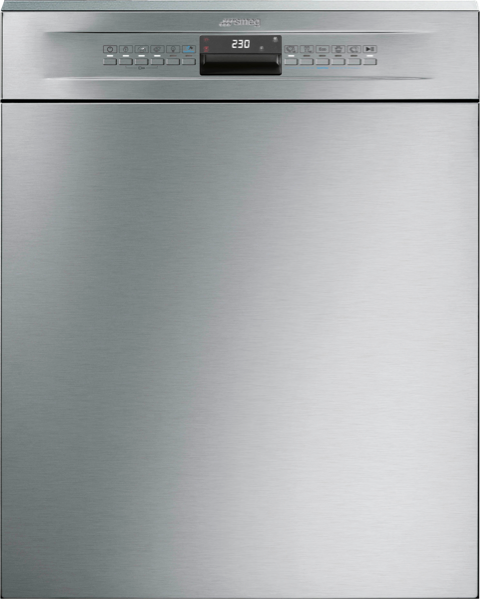 Smeg 60cm Stainless steel underbench dishwasher DWAU6315X2