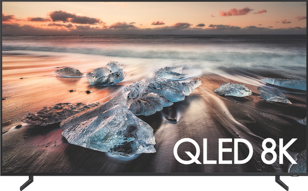 75″ 8K ULTRA HD SMART QLED TV