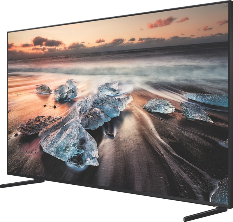 Samsung 75″ 8K Ultra HD Smart QLED TV QA75Q900RBWXXY