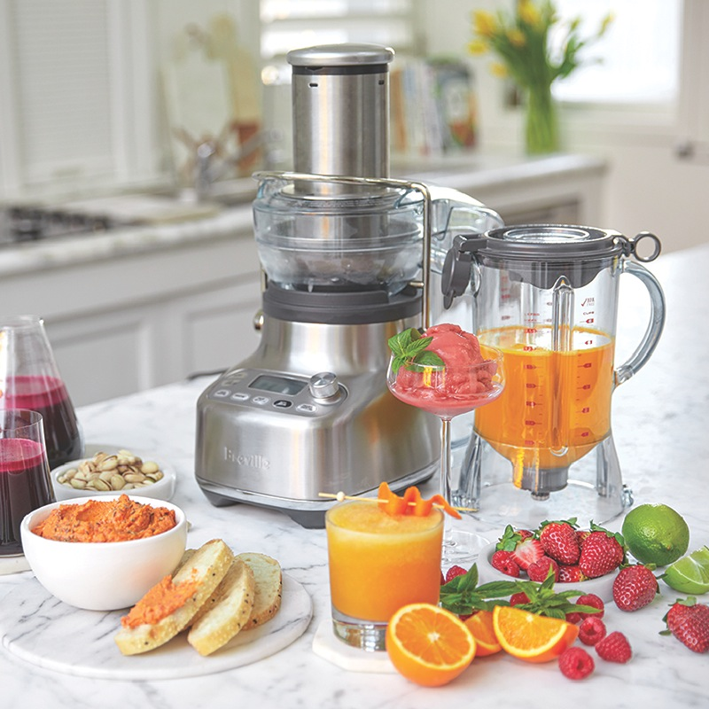 Breville The 3X Bluicer Juicer Pro BJB815BSS