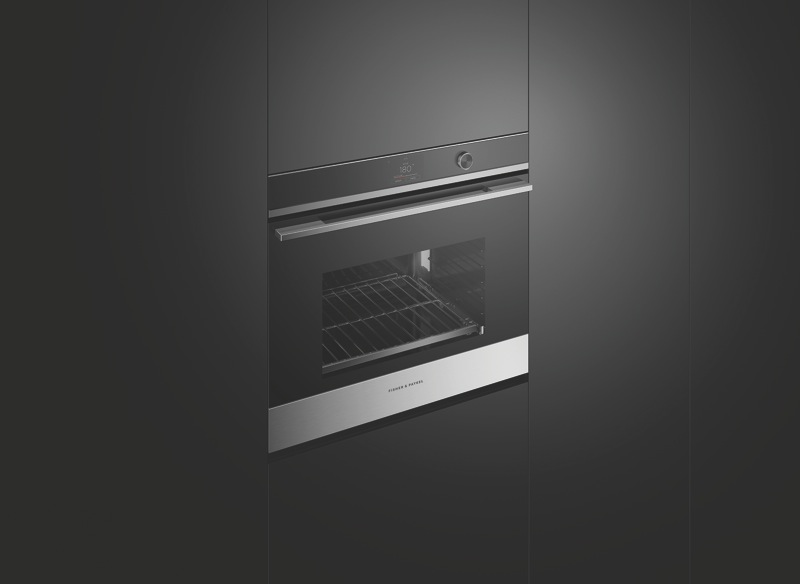 Fisher & Paykel 76cm Built-In Pyrolytic Oven - Stainless Steel OB76SDPTDX1