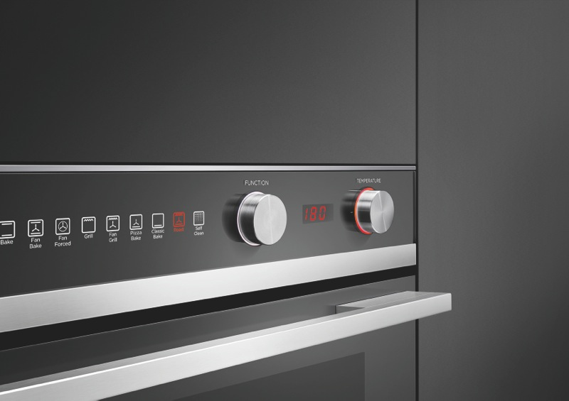 Fisher & Paykel 60cm Built-in Pyrolytic Oven - Stainless Steel OB60SD9PX1