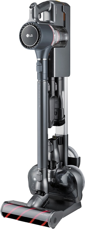 LG A9 Ultimate Cordless Stick Vacuum Cleaner - Grey A9ULTIMATE