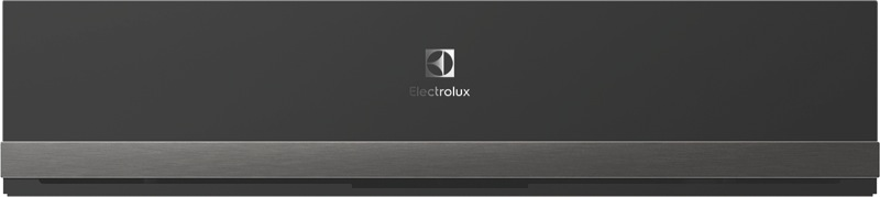 Electrolux 14cm Built-In Warming Drawer - Dark Stainless Steel EWD1402DSD