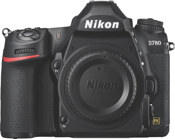 Nikon D780 Digital SLR Camera (Body Only) VBA560AA