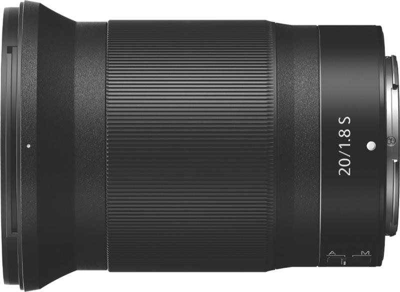 Nikon NIKKOR Z 24-20mm f/1.8 S Camera Lens JMA104DA