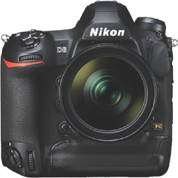 Nikon D6 Digital SLR Camera (Body Only) VBA570AA