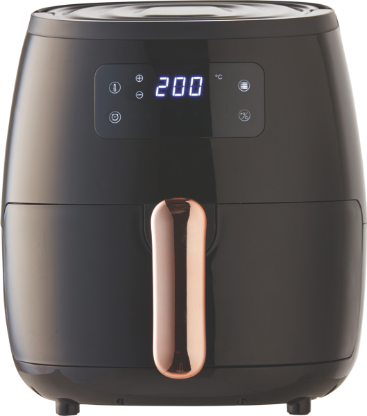 Russell Hobbs Brooklyn Air Fryer - Black/Copper RHAF5COP