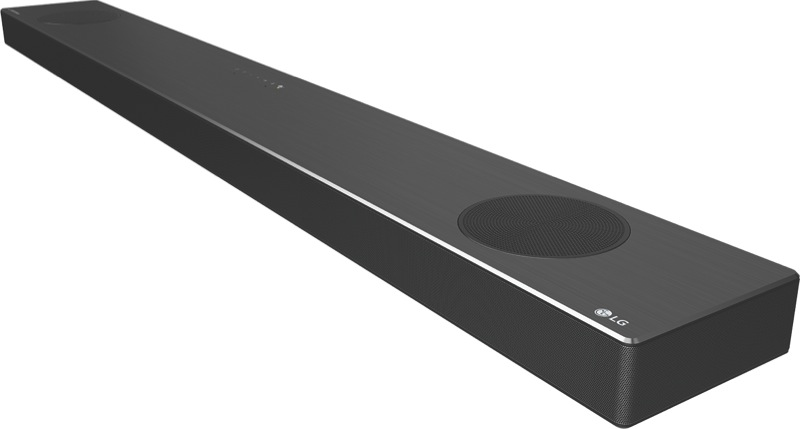 LG 5.1.2Ch Soundbar with Wireless Subwoofer SN9YG