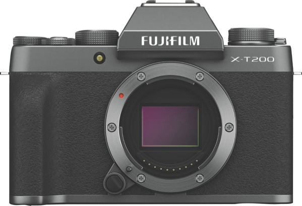 Fujifilm X-T200 Mirrorless Digital Camera with XC 15-45mm Lens 74382
