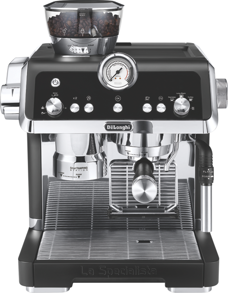 LA SPECIALISTA PUMP COFFEE MACHINE - MATT BLACK