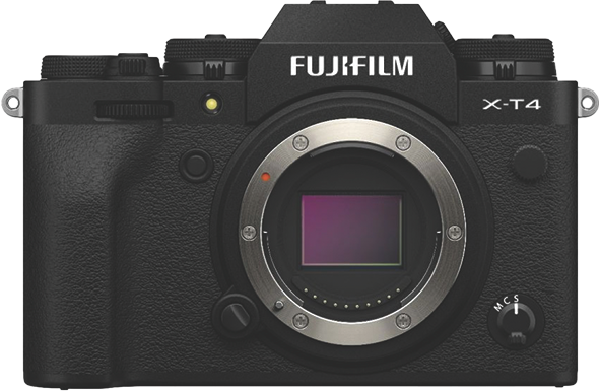 Fujifilm X-T4 Digital Mirrorless Camera (Body Only) - Black 74397