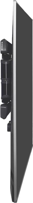 Sanus Full-Motion TV Mount - Black VLF728B2