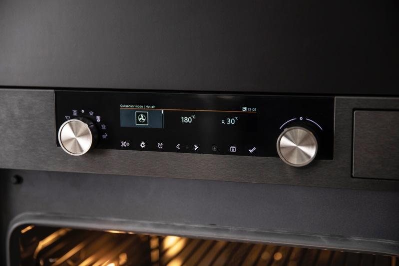 Asko 60cm Built-in Combi Steam Oven OCS8687B