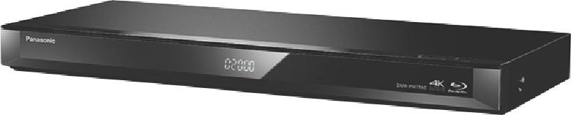 Panasonic Smart Network 3D Blu-Ray Player & HDD Recorder DMRPWT560GN