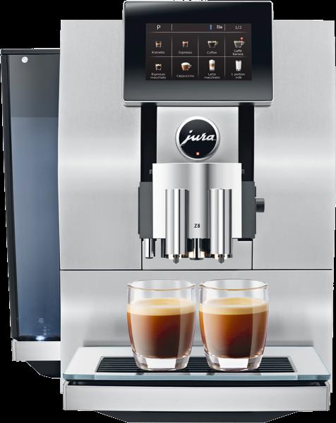 Z8 ALU AUTO COFFEE MACHINE