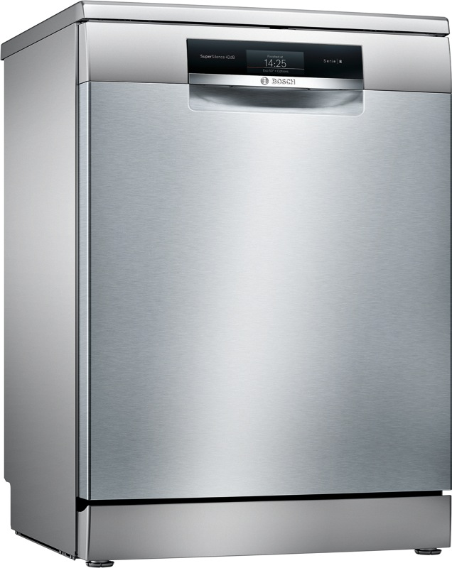 Bosch 60cm Freestanding Dishwasher - Stainless Steel SMS88TI01A