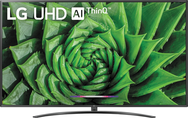 "86"" UN8100 4K ULTRA HD SMART LED LCD TV"