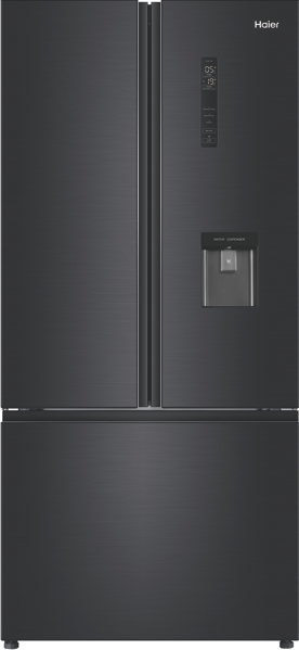 514L FRENCH DOOR FRIDGE – BLACK