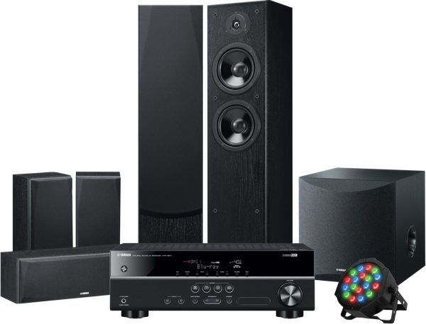 5.1CH HOME THEATRE SYSTEM
